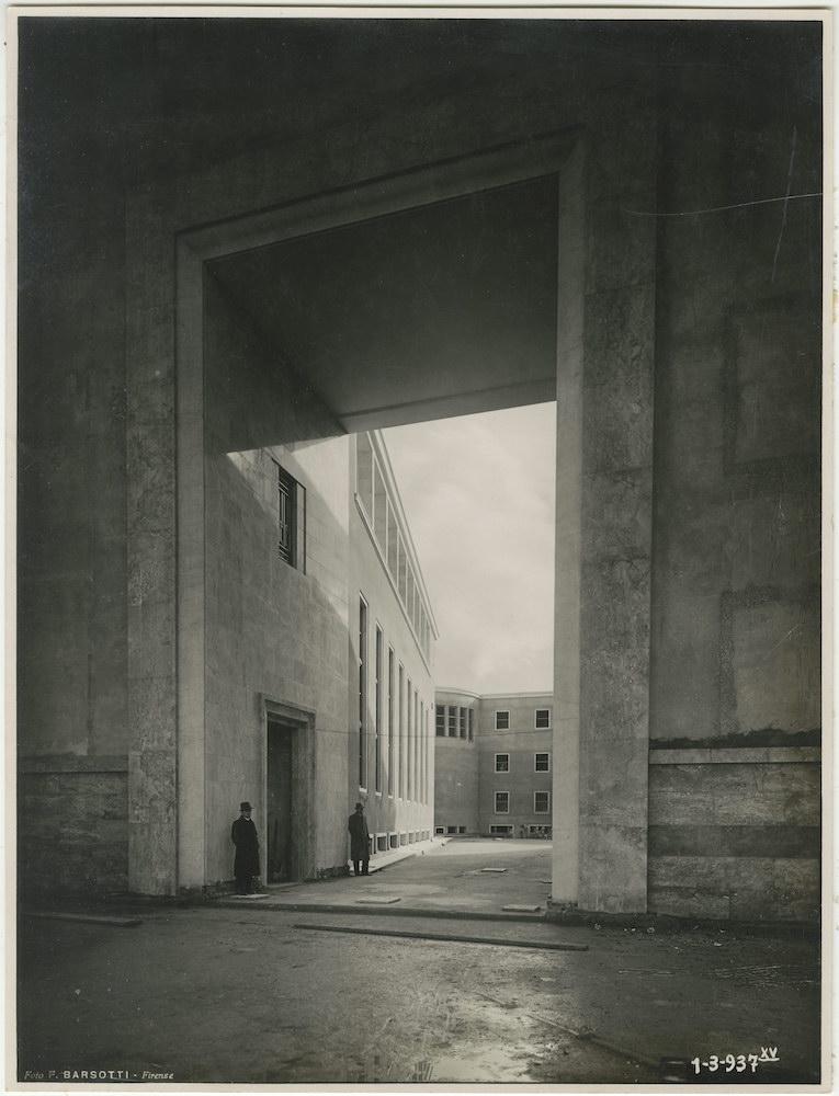 Foto Barsotti, Casa del Balilla, Fondo A. Cetica, Materiale fotografico, 24.2 - Archivio di Stato di Firenze