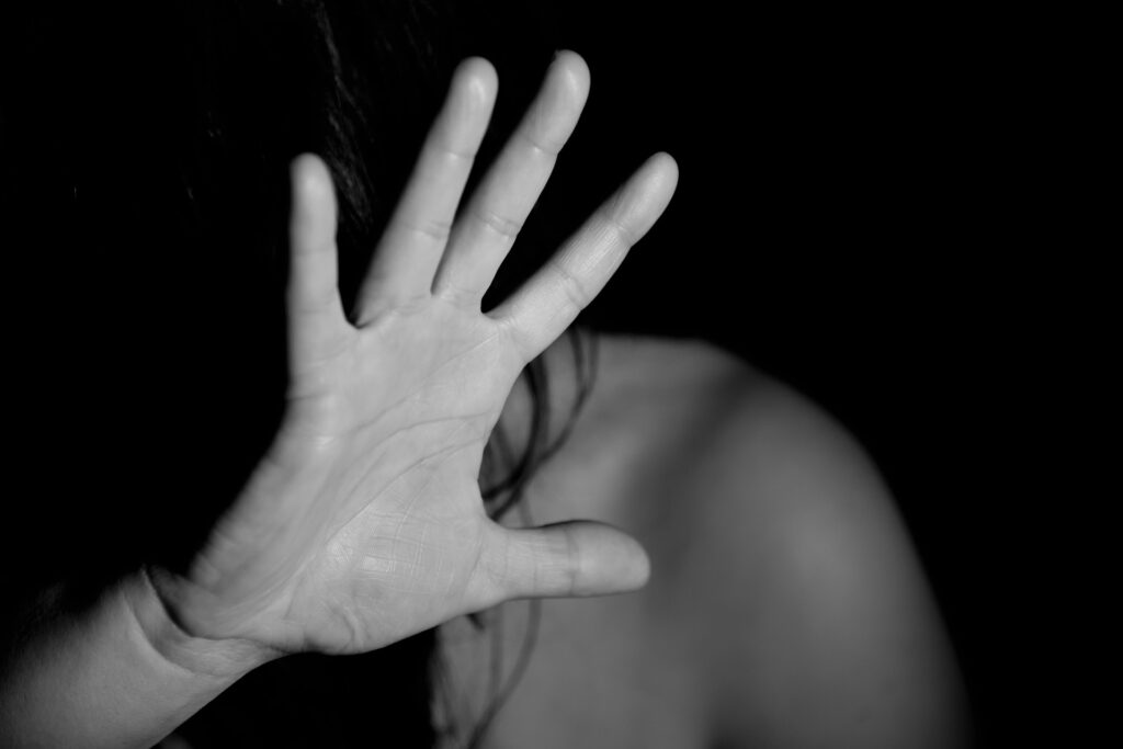 Violenza di genere (foto Pixabay)