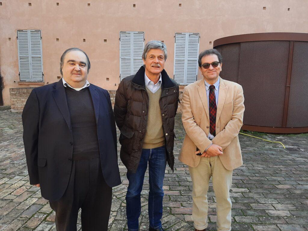 Villa Menotti: le Case della Memoria a colloquio con il sindaco