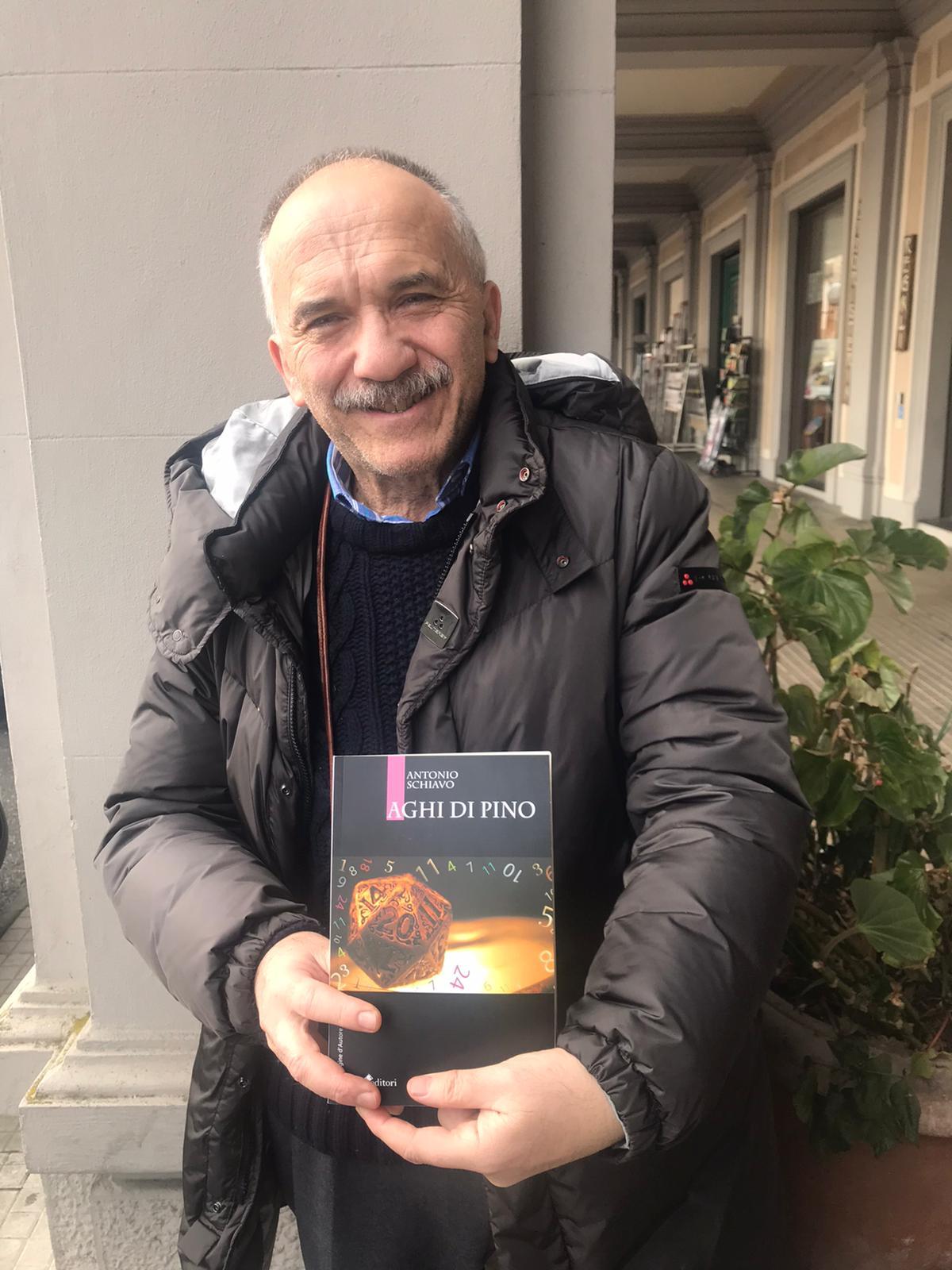 Antonio Schiavo, autore diAghi di Pino