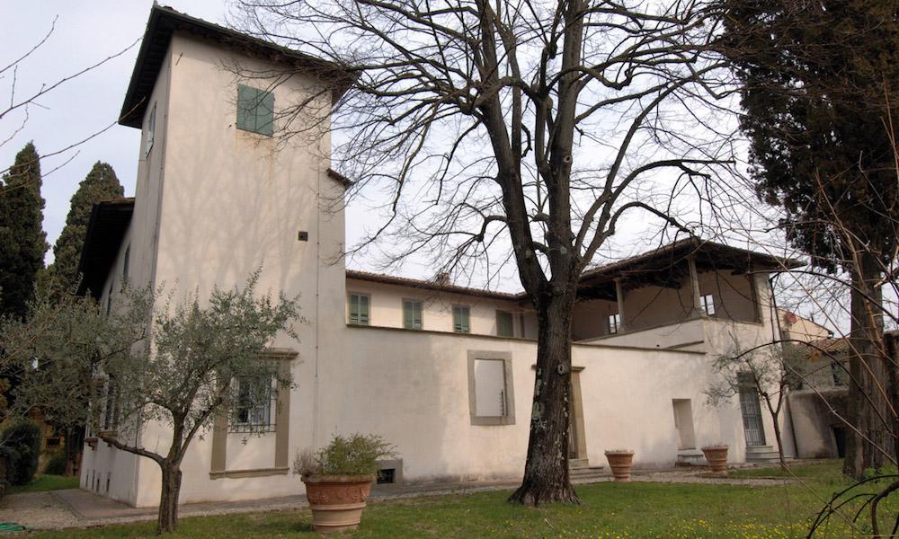 Villa Galileo diventa una 'Casa della Memoria'