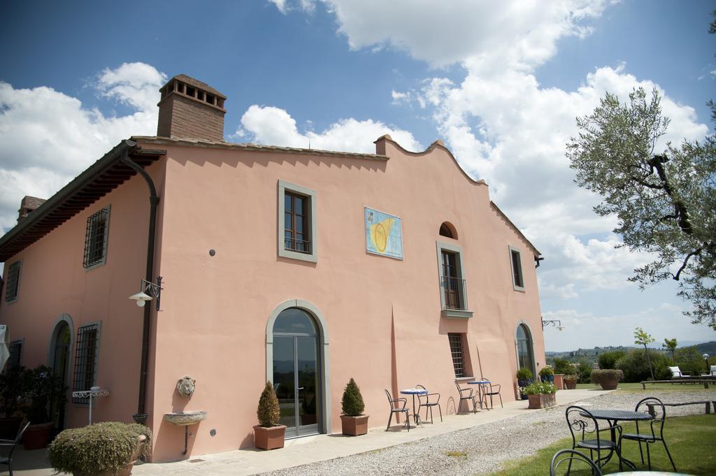 AISLA Firenze: cena alla tenuta Le Fonti San Giorgio (Montespertoli)