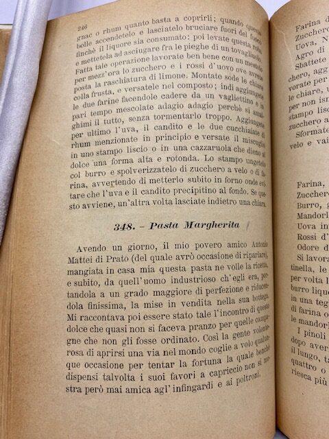 Mattei, Artusi e la Pasta Regina: i 'segreti' di un'antica cappelliera