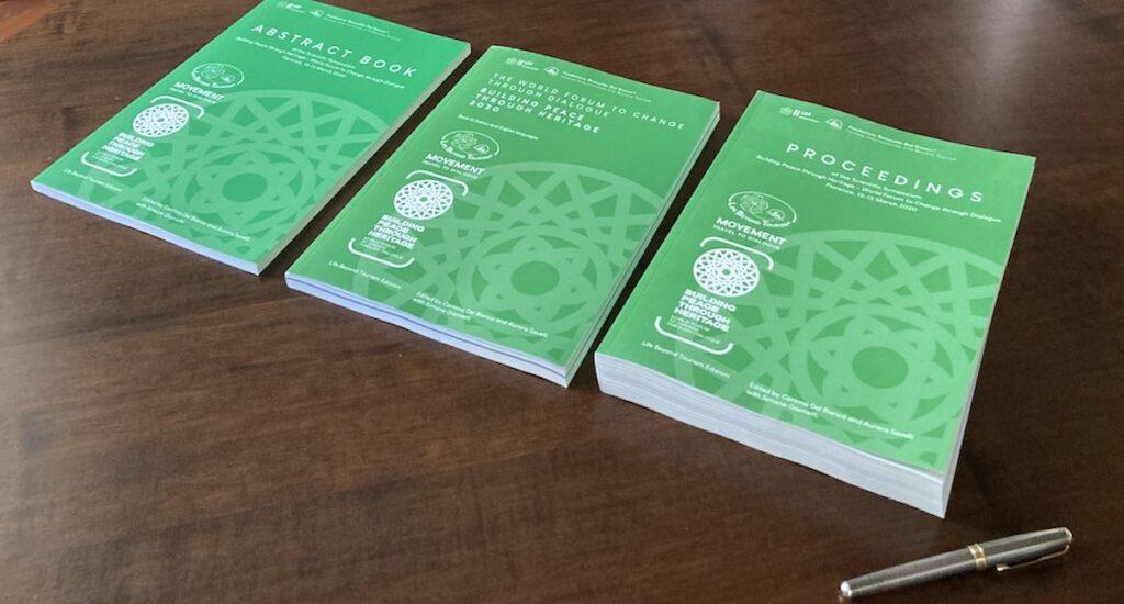 """""""Building Peace through Heritage"""": gli atti del Forum"""
