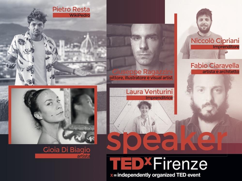 TEDx: sei speaker per diffondere speranza e positività