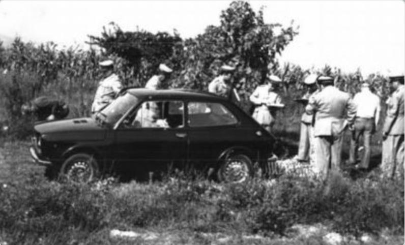 mostro di firenze Il delitto di Borgo San Lorenzo del 1974