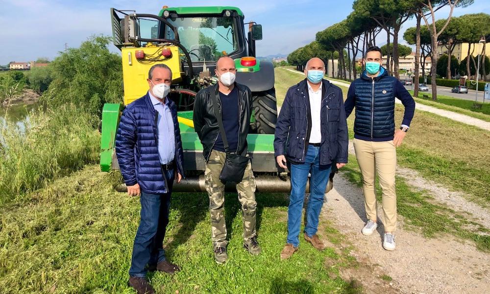 Parco Fluviale Castelfranco, accordo tra Comune e CB4